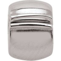 Ladies Persona Sterling Silver Classic Lock Bead Charm