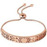 Ladies Links Of London Rose Gold Plated Sterling Silver Timeless Extension Bracelet