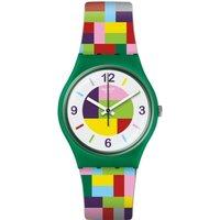 Unisex Swatch Tet-Wrist Watch