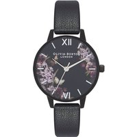 After Dark Black Floral & Black Watch