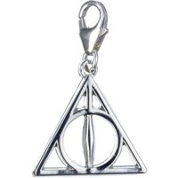 Ladies Harry Potter Sterling Silver Deathly Hallows Charm