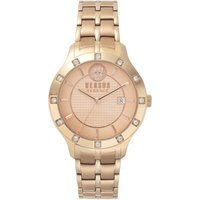 Ladies Versus Brackenfell Rose Gold Dial With A Stainless Steel Bracelet Watch