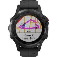 Garmin fenix 5 Plus Sapphire Bluetooth Smartwatch