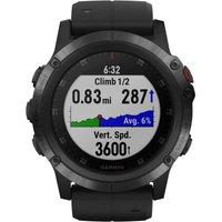 Garmin fenix 5x Plus Sapphire Bluetooth Smartwatch