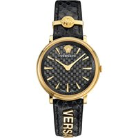 Ladies Versace V Circle Watch