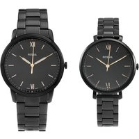 Fossil Gents and Ladies The Minimalist Gift Set