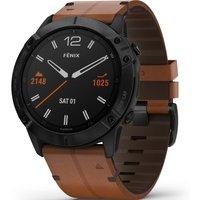 Garmin fenix 6X Sapphire Bluetooth Smartwatch