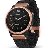 Garmin fenix 6S Sapphire Bluetooth Smartwatch