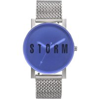 Image of Mens Storm Storm New Blast Mesh Blue Watch