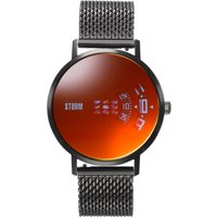 Image of Mens Storm Storm Remi V2 Mesh Slate Red Watch