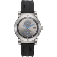 Image of Mens Storm Storm Hydron V2 Rubber Grey Watch