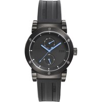 Image of Mens Storm Storm Hydron V2 Rubber Slate Watch