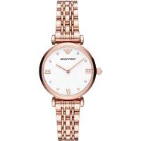 Ladies Emporio Armani Gianni T-Bar Watch