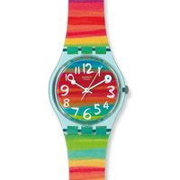 Unisex Swatch Color The Sky Watch
