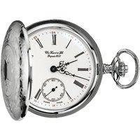 Unisex Tissot Savonette Full Hunter Pocket Mechanical Watch
