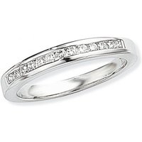 Image of Jewellery 18ct White Gold Ring