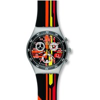 Image of Ladies Swatch Sign Out Chronograph Watch