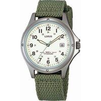 Image of Mens Lorus Titanium Watch