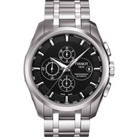 Image of Mens Tissot Couturier Automatic Chronograph Watch