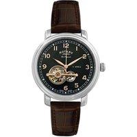 Image of Mens Rotary Swiss Made Jura Automatic Watch