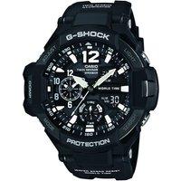 Mens Casio G-Shock Gravitymaster Compass Thermometer Alarm Chronograph Watch