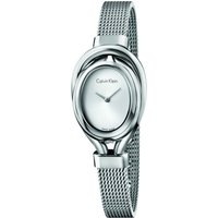 Image of Ladies Calvin Klein Belt Watch