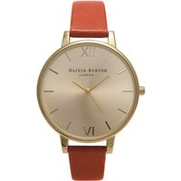 Image of Ladies Olivia Burton Big Dial Watch