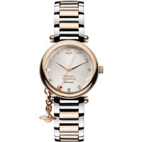 Ladies Vivienne Westwood Orb Diamond Watch