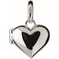 Ladies Links Of London Sterling Silver Keepsakes Heart Locket Charm