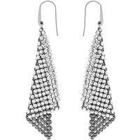 Ladies Swarovski Stainless Steel Fit Earrings
