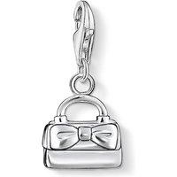 THOMAS SABO Jewellery Ladies Thomas Sabo Sterling Silver Charm Club Handbag Charm 0874-001-12
