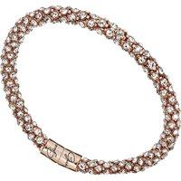 Ladies Guess Glamazon Rose Gold Bracelet