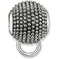 Ladies Thomas Sabo Sterling Silver Karma Beads Carrier Charm