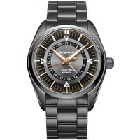 Image of Mens Eterna KonTiki Four Hands Automatic Watch