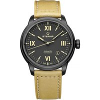 Image of Mens Eterna Adventic Date Automatic Watch
