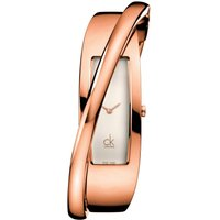 Ladies Calvin Klein Feminine Small Bangle Watch