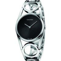 Ladies Calvin Klein Round Small Bangle Watch