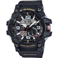 Mens Casio Premium G-Shock Mudmaster Twin Sensor Compass Alarm Chronograph Watch