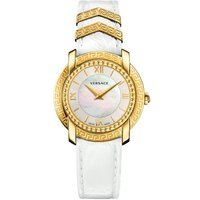 Ladies Versace Dv25 Round 36mm Watch
