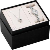 Ladies Bulova Necklace Gift Set Watch