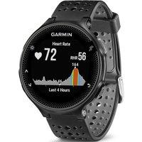 Unisex Garmin Forerunner 235 HR GPS Bluetooth Alarm Chronograph Watch