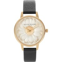 3d Daisy Gold & Black Watch