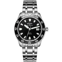 Image of Mens Rotary Swiss Made Legacy Dive Automatic Watch