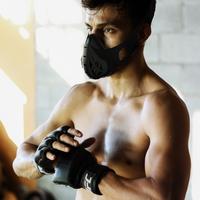 Máscara De Proteção Purefit Sports M