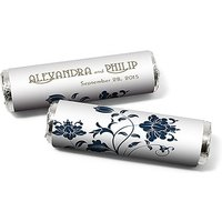 Floral Orchestra Candy Roll Wrap