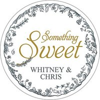 Antique Chic Something Sweet Diecut Sticker