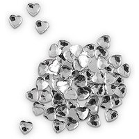 Heart Jewels in Diamond Clear - Large Clear