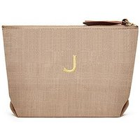 Napa Linen Cosmetic Bag - Putty