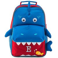 Personalised Kids Backpack - Shark