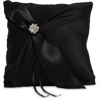 Beverly Clark Monroe Collection Ring Cushion - Ivory